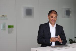 Thomas Kleiner CEO iXenso AG